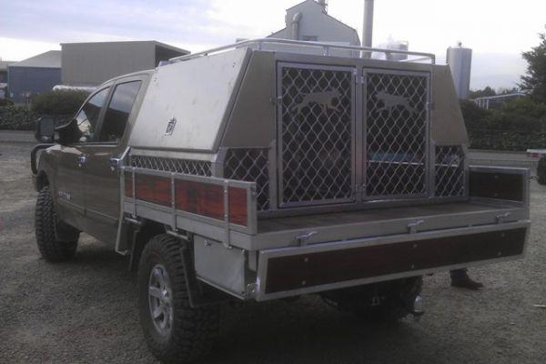 Custom Dog Boxes Ace Engineering Dog Boxes Alloy Crates
